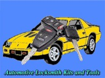 Locksmith Kits