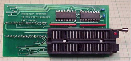 40 PIN EPROM adapter