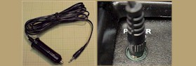 12 volt DC power cable for Bluechip-pro