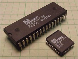 flash eprom packages