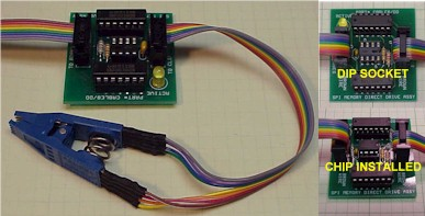High Speed SPI direct drive assembly