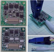 RICOH counter boards with clips
