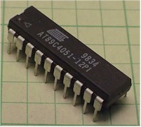 20 PIN Microcontroller