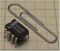 8 PIN SERIAL EEPROM
